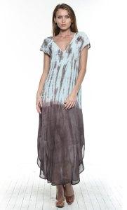 XCVI tie dye dress