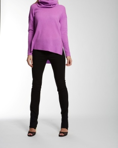 DVF Iris Sweater Fall 2014