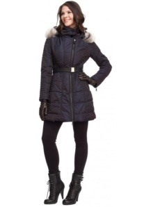 Gorski Coat- Navy