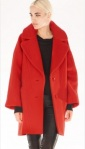 Yoana Baraschi Red Coat