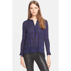 RT LS Cotton Plaid