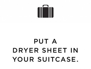 dryer sheet