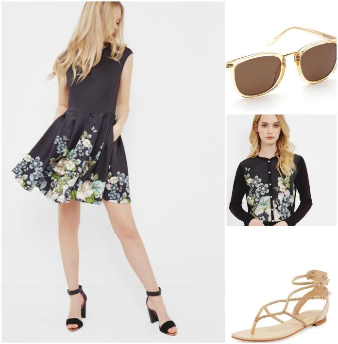 Fem Floral Collage