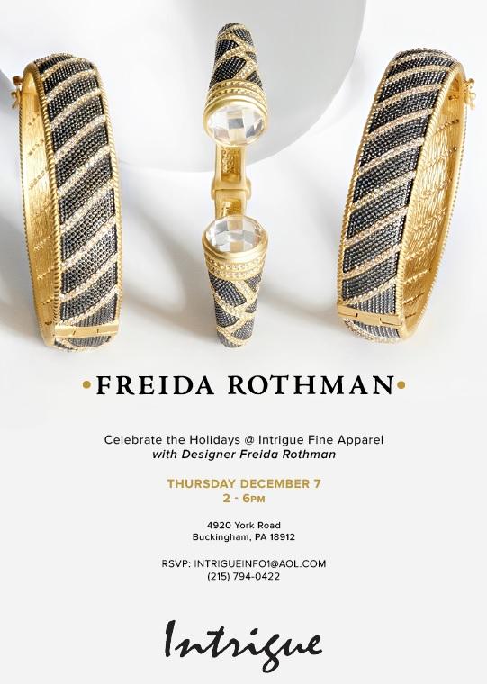 Freida Rothman Ad